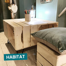 Vos photos habitat